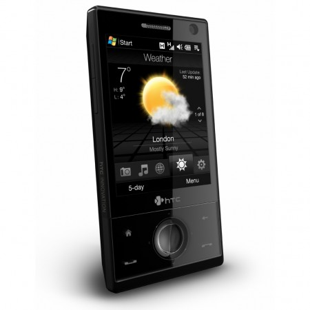 HTC Touch Diamond - Vremea