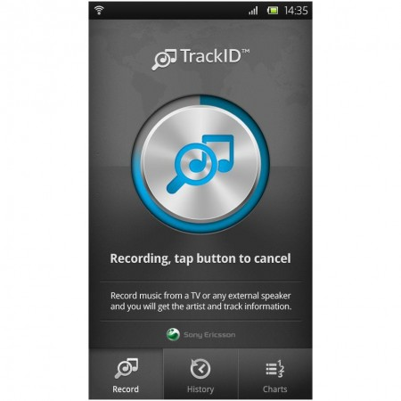 TrackID - Android