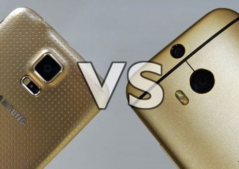 HTC Hima vs Galaxy S6!