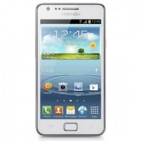Samsung Galaxy S II Plus - Vedere din fata