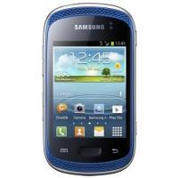 Samsung Galaxy Music - Vedere din fata