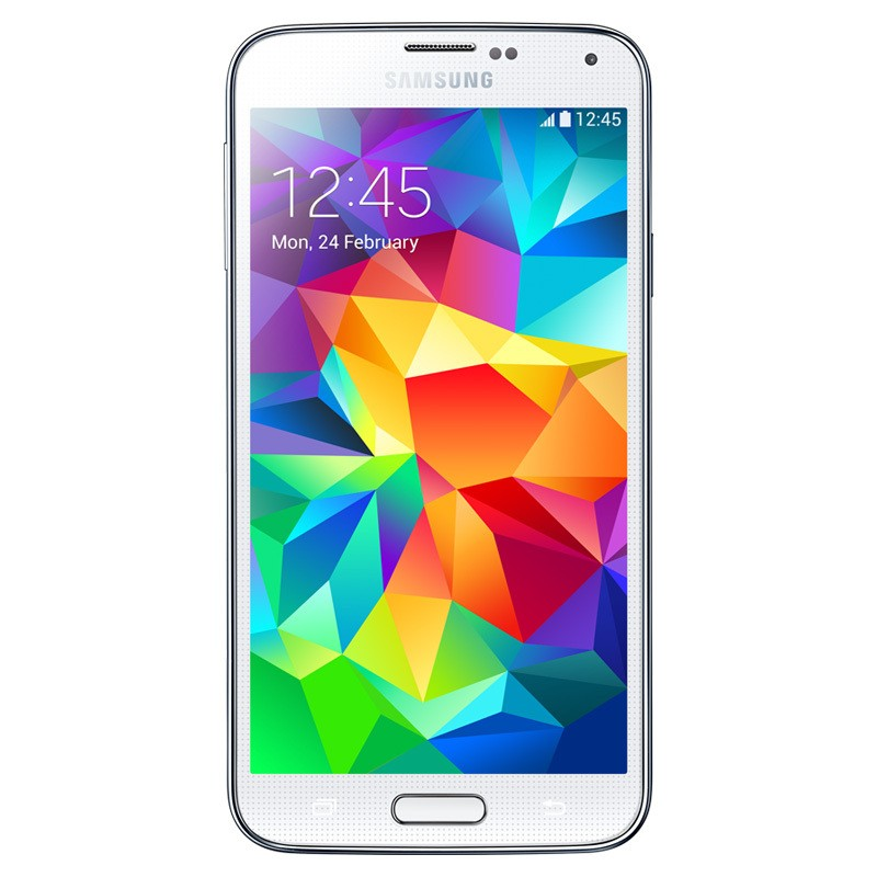 Samsung s5 front