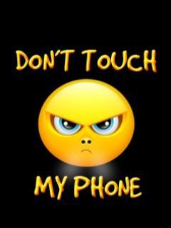 Nu-mi atinge telefonul - Amuzante - Poze pentru mobil