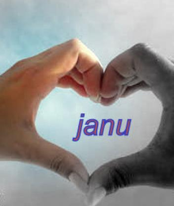 Love Janu Wallpaper : I love you janu wallpaper